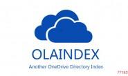 开源的OneDrive目录索引程序-OLAINDEX