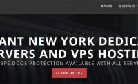 #高防服务器#$39.99每月 2xL5420 16G内存 500G 33TB流量 纽约 DataWagon