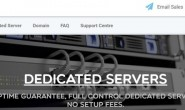 #抗投诉服务器#$180每月 I3-3240  8G内存 500G硬盘 100M带宽 泰国 Formohost