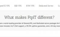 #便宜VPS#$1.64每月 512M内存 10G SSD 2T月流量 OpenVZ 纽约 FTPit