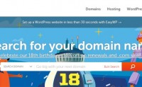 Namecheap18周年庆 服务器 虚拟主机 续费域名打折了