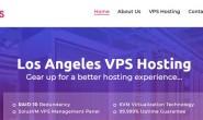 #便宜VPS#$12每年 512M内存 10G硬盘 1T流量 KVM 洛杉矶 techvps