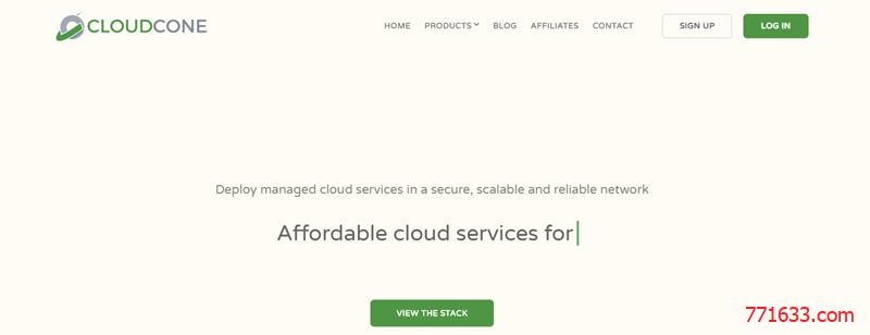 #补货#CloudCone:年付$15/1核/512M内存/10G硬盘/1T流量/1Gbps/KVM/MC机房