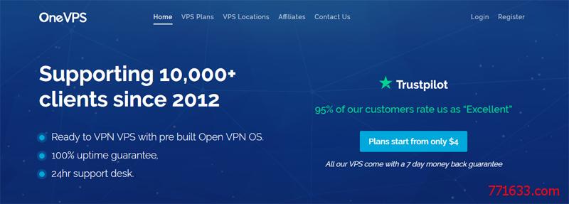 #双十一#OneVPS:全场VPS限时7折优惠,日本、新加坡机房,不限流量