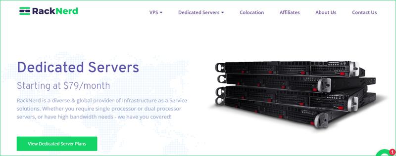 RackNerd:3核2G内存45G硬盘5T流量年付仅需.5,Hybrid虚拟服务器季会5折优惠
