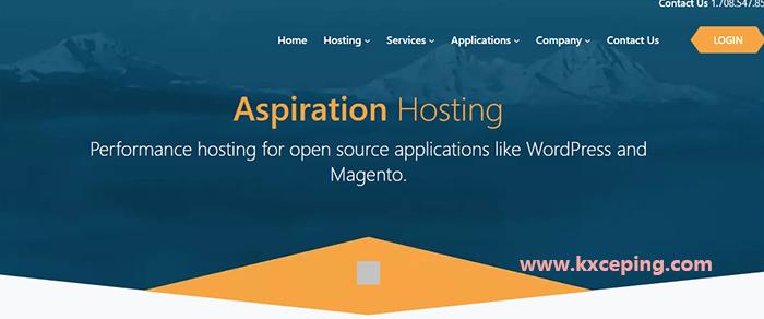 AspirationHosting:十三周年庆,美国VPS、虚拟主机、云服务器低至3折,月付$1.8起