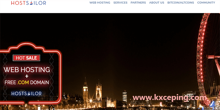 HostSailor:罗马尼亚机房,内容宽松,VPS七折优惠,独立服务器95折