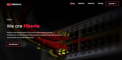 #便宜VPS#Fiberia:1核/4G/50G SSD/2T流量/1Gbps/荷兰/月付$2.9